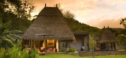MAIA Luxury Resort & Spa - Huts