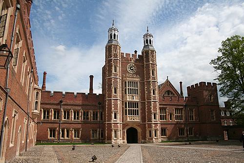 Enter the prestigious world of Eton College   Think VIP