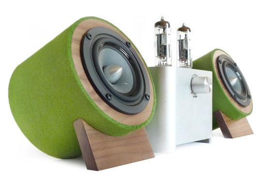 Jack Terrier 2 Desktop Speakers