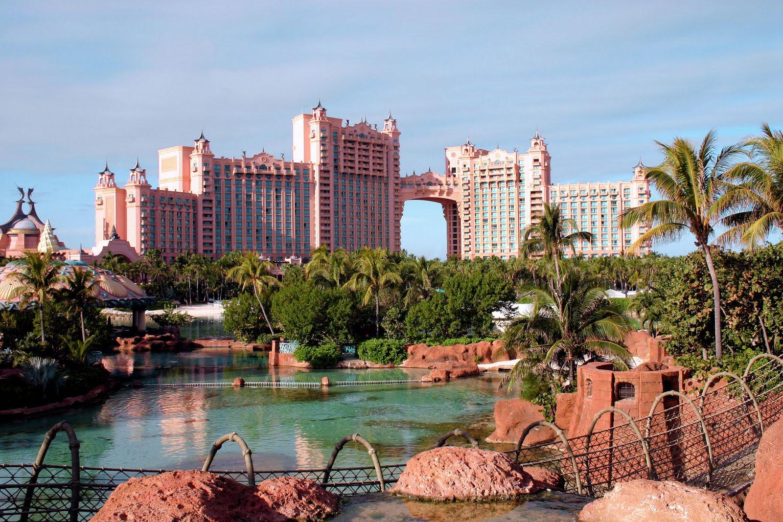 Hotel Atlantis Paradise Island Bahamas Think Vip