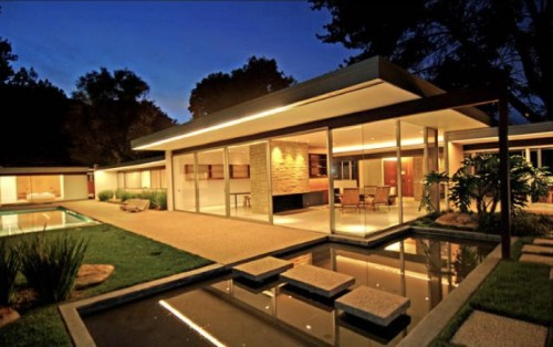 Vidal Sassoon S Estate In Bel Air Recently Sold To