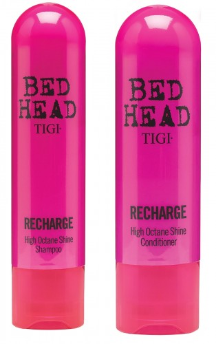 Recharge Shampoo y Acondicionador de Bed Head